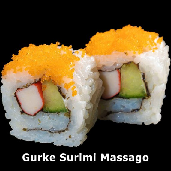 38. Gurke Surimi Massago orange